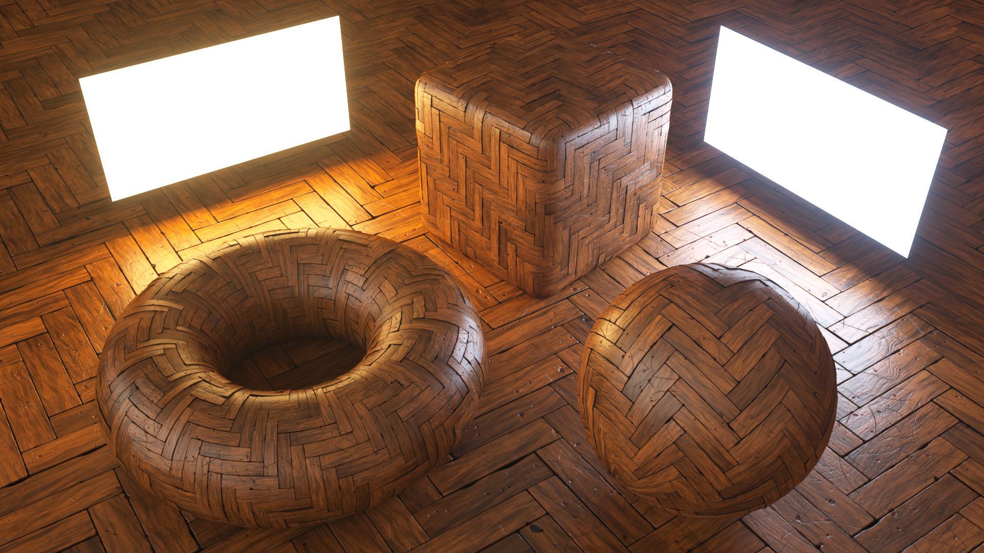 Krzysztof szrama wood floor 1