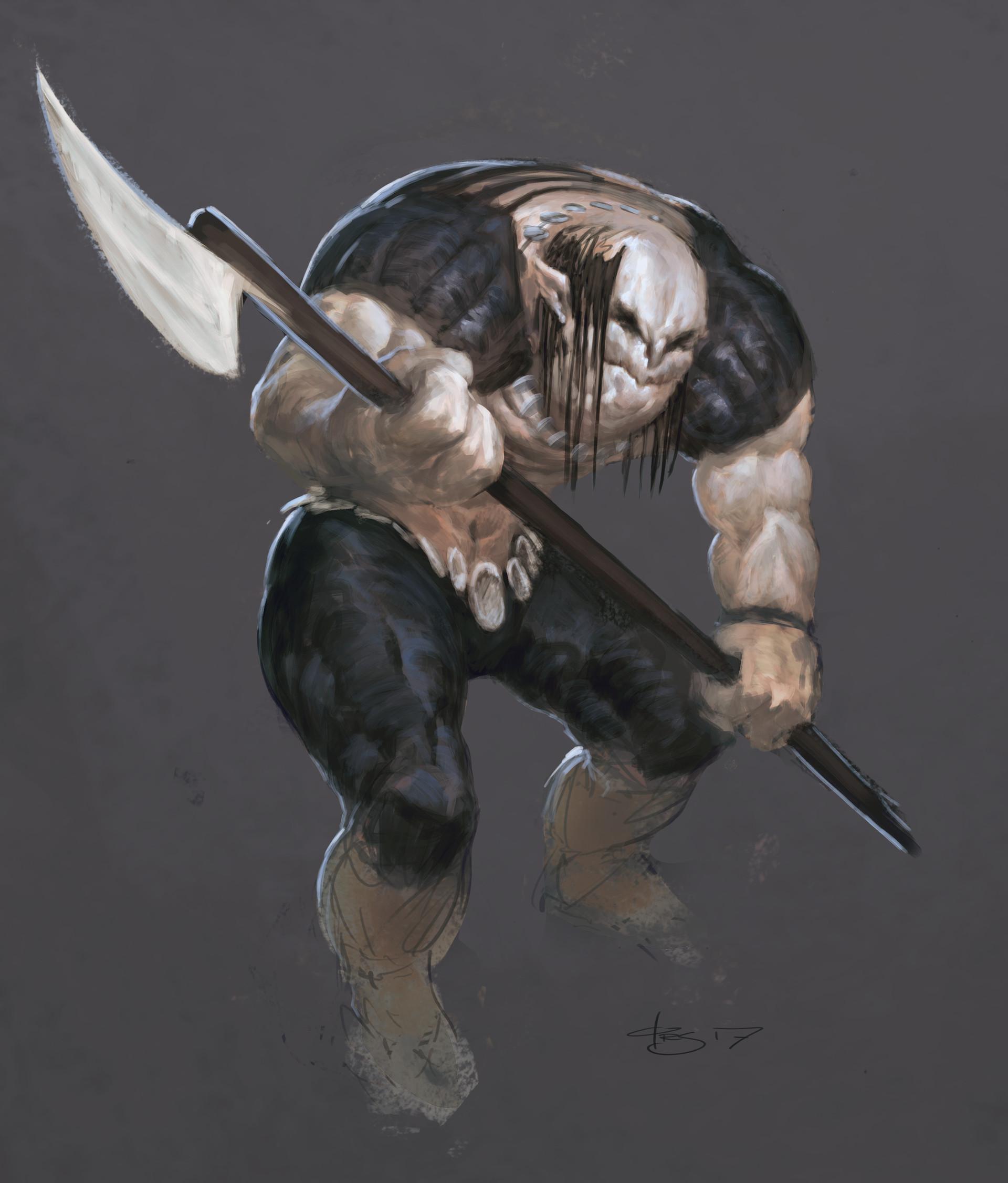 Orjan ruttenborg svendsen spear dude