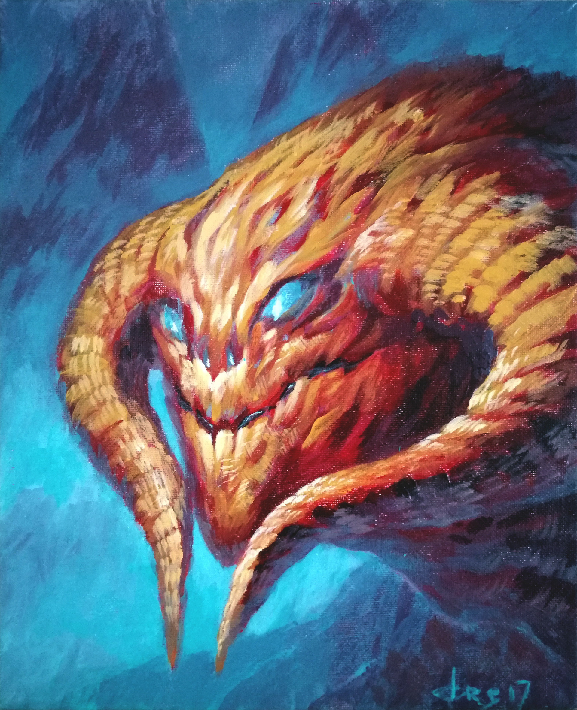 Orjan ruttenborg svendsen dragon