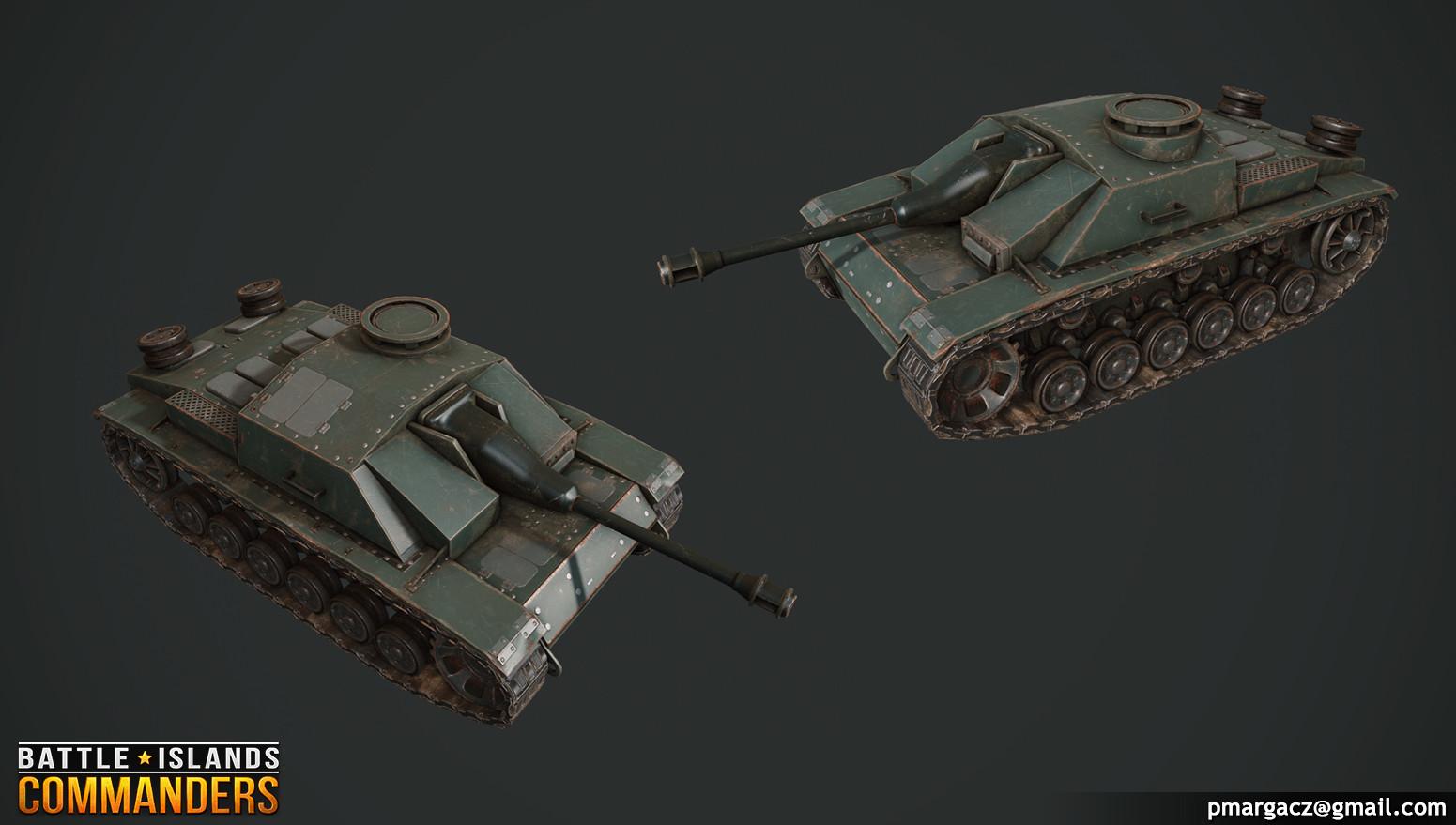 Pawel margacz tankdestroyer2