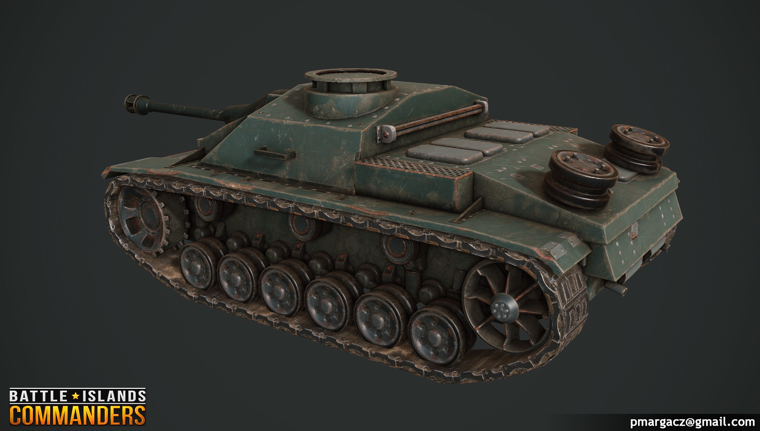 Pawel margacz tankdestroyer