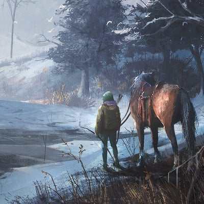 Ismail inceoglu the last of us frozen
