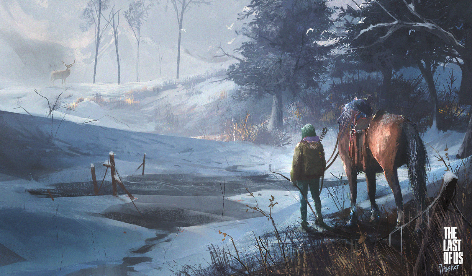 The Last of Us - Frozen
