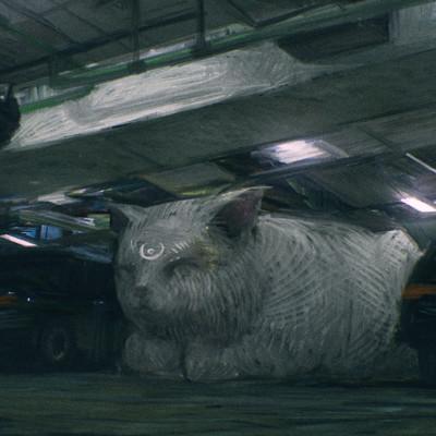 Eugene korolev day 10 cat