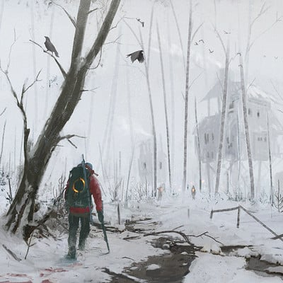 Ismail inceoglu monochrome minute