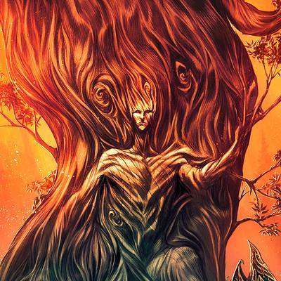 Andrea guardino albero