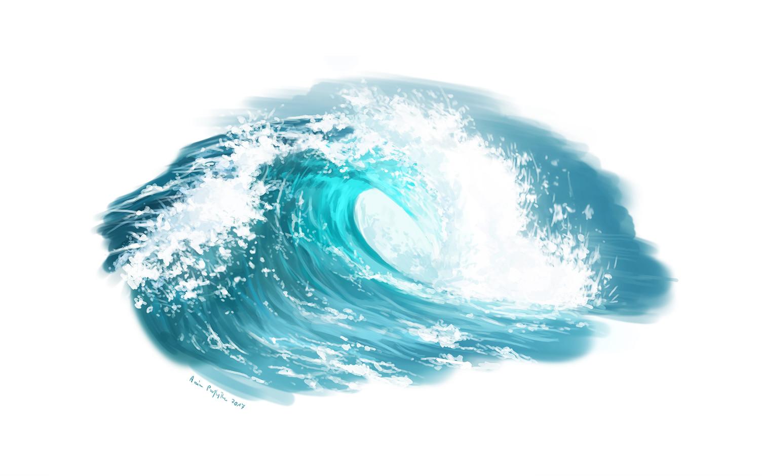 Картинки на прозрачном фоне волны