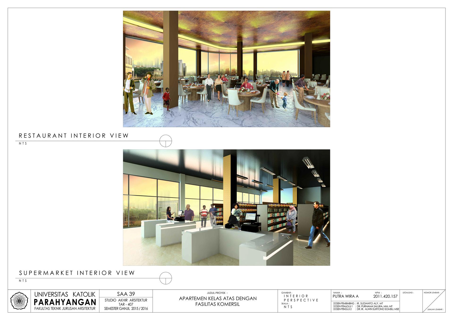 Putra wira adhiprajna 20 interior perspective