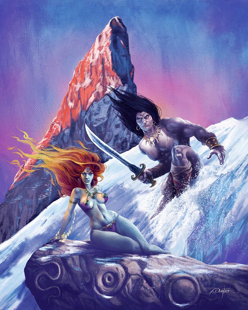 Resultado de imagem para the frost-giant's daughter