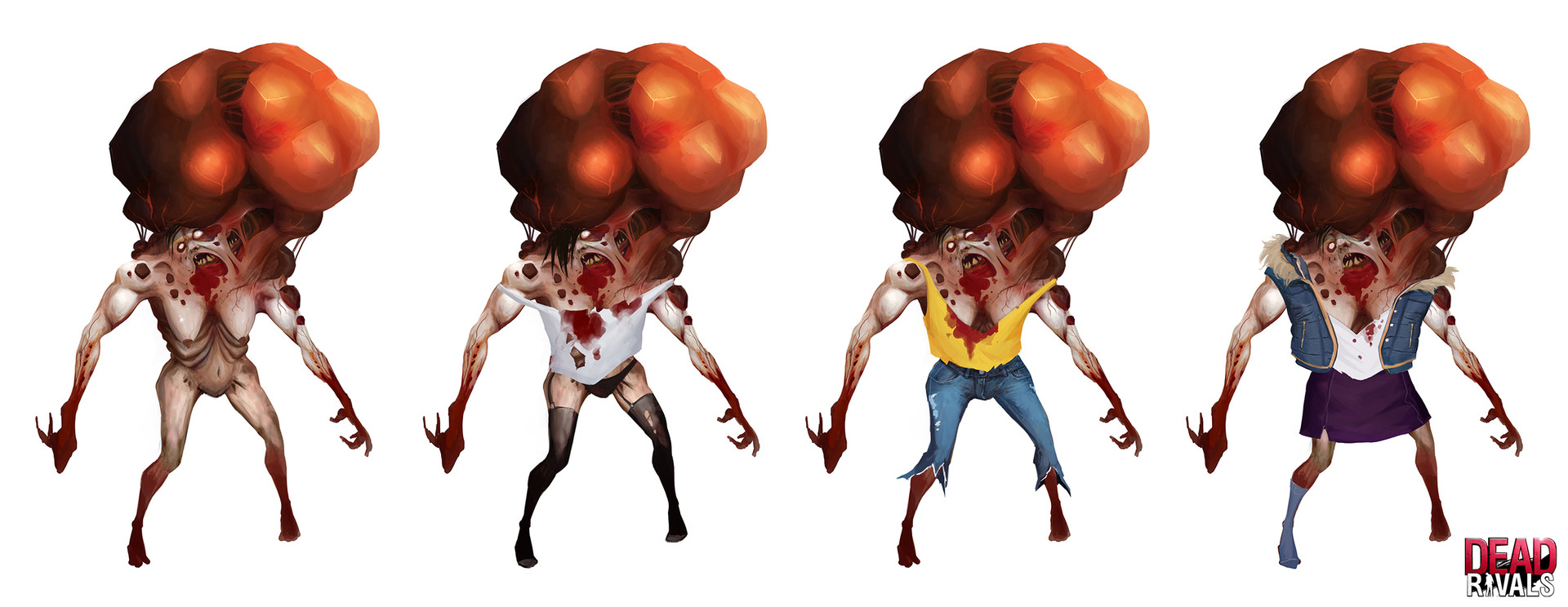 Alexandre chaudret dw characters zombies exploder01