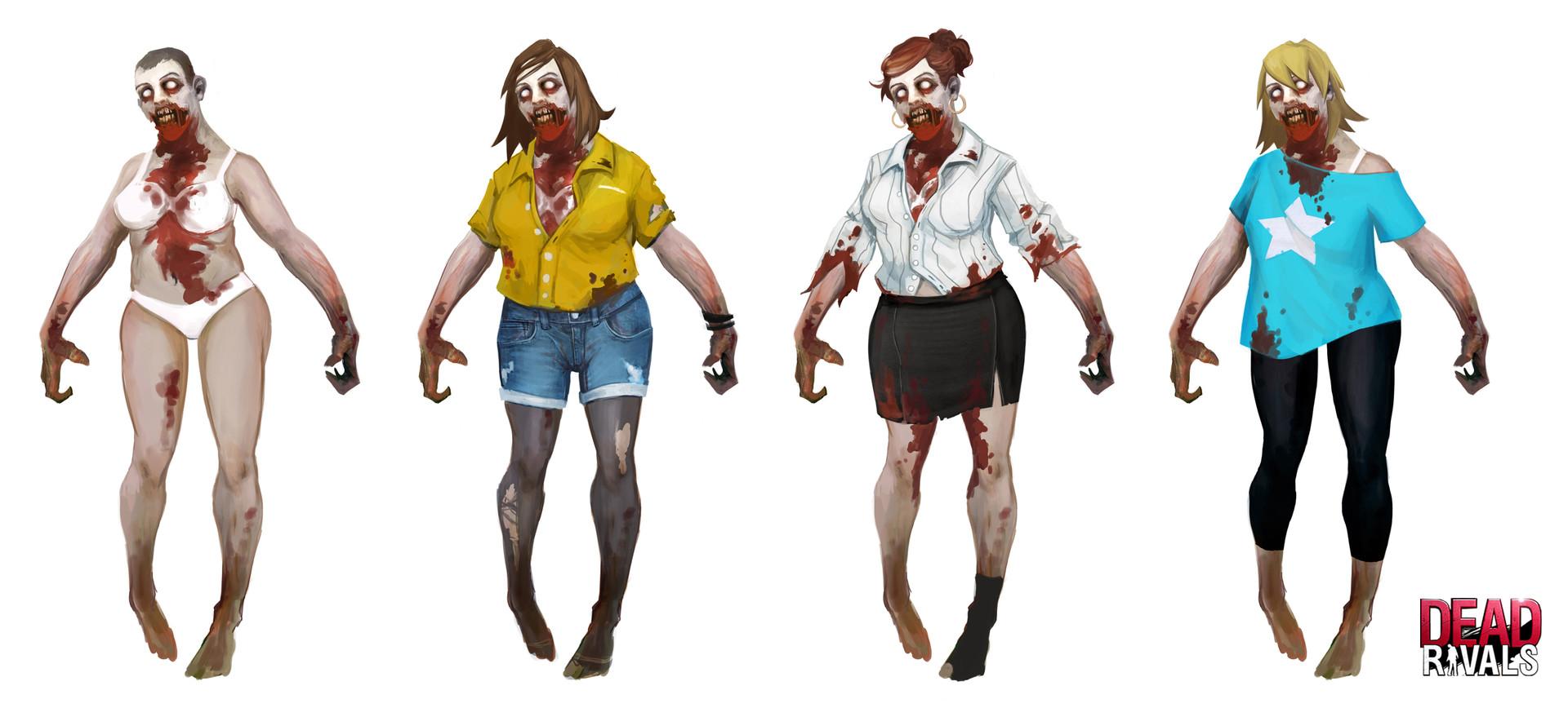 Alexandre chaudret dw characters zombies woman02