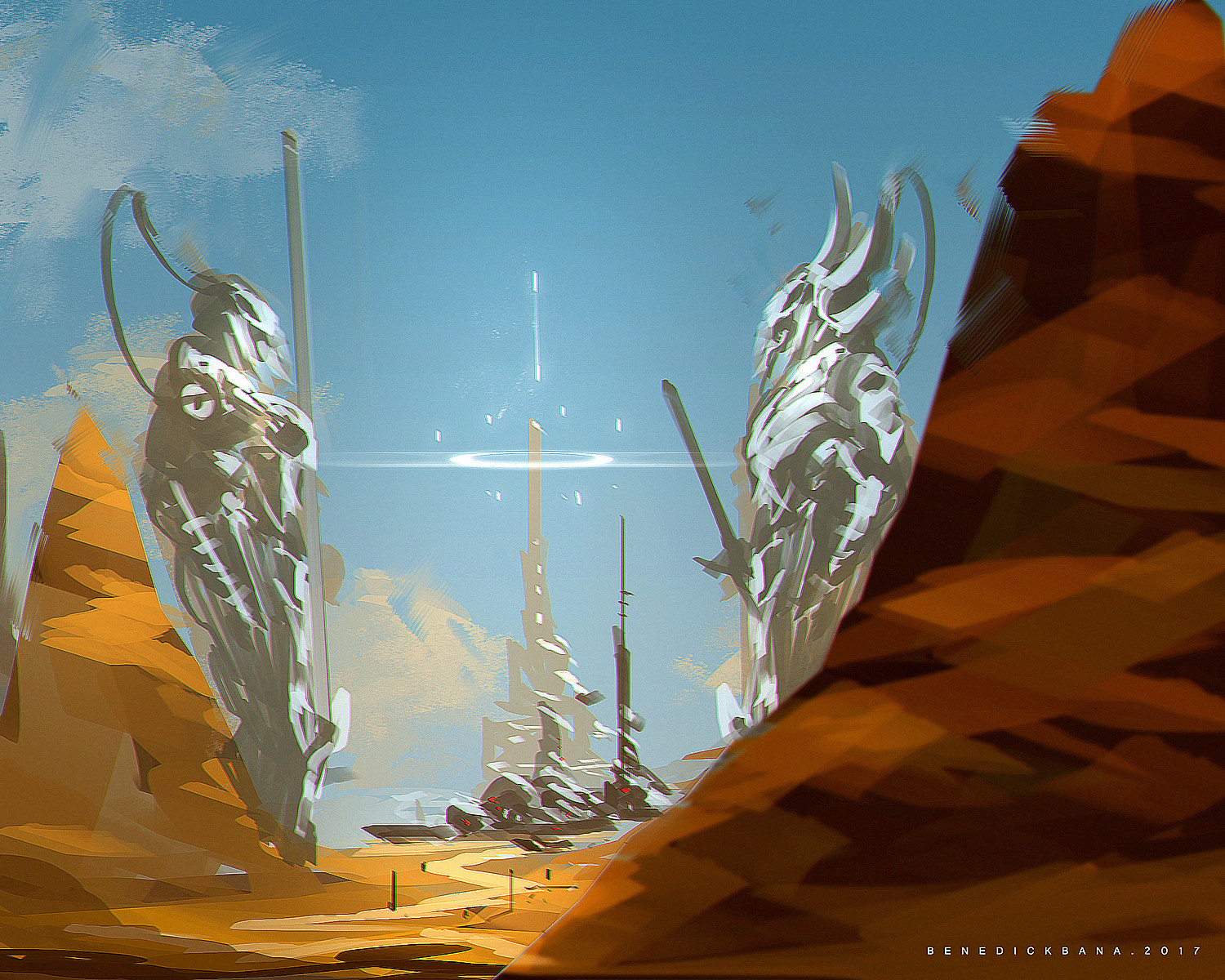Benedick bana land of the light crusade lores