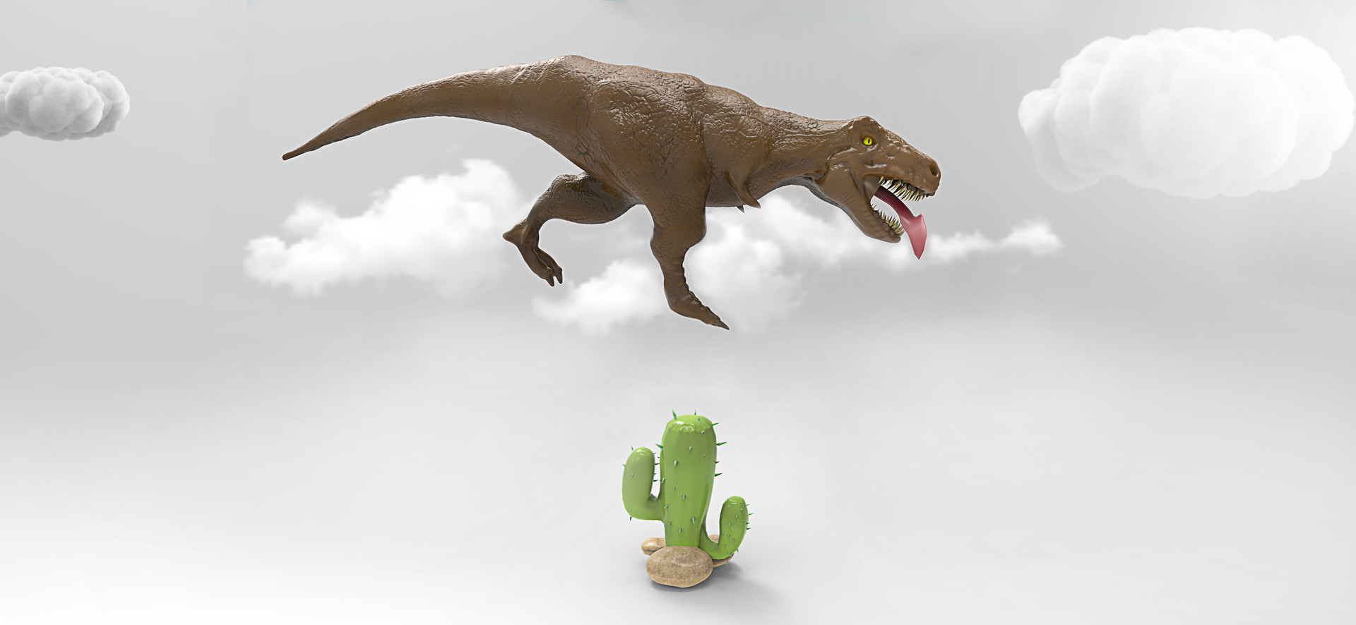 By Photo Congress || Google Dino Running Game