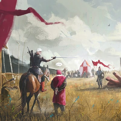 Ismail inceoglu the witcher say what