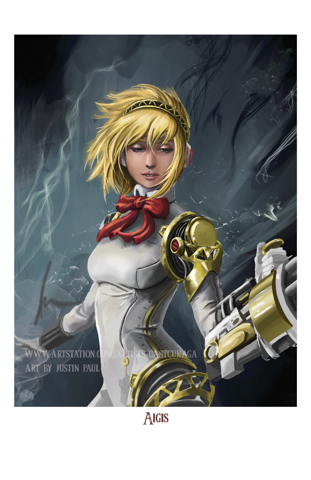 Aigis - Persona 3 