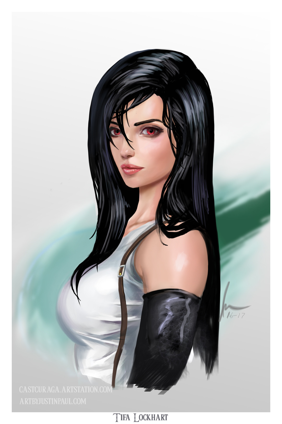 Tifa Lockhart - Final Fantasy VII