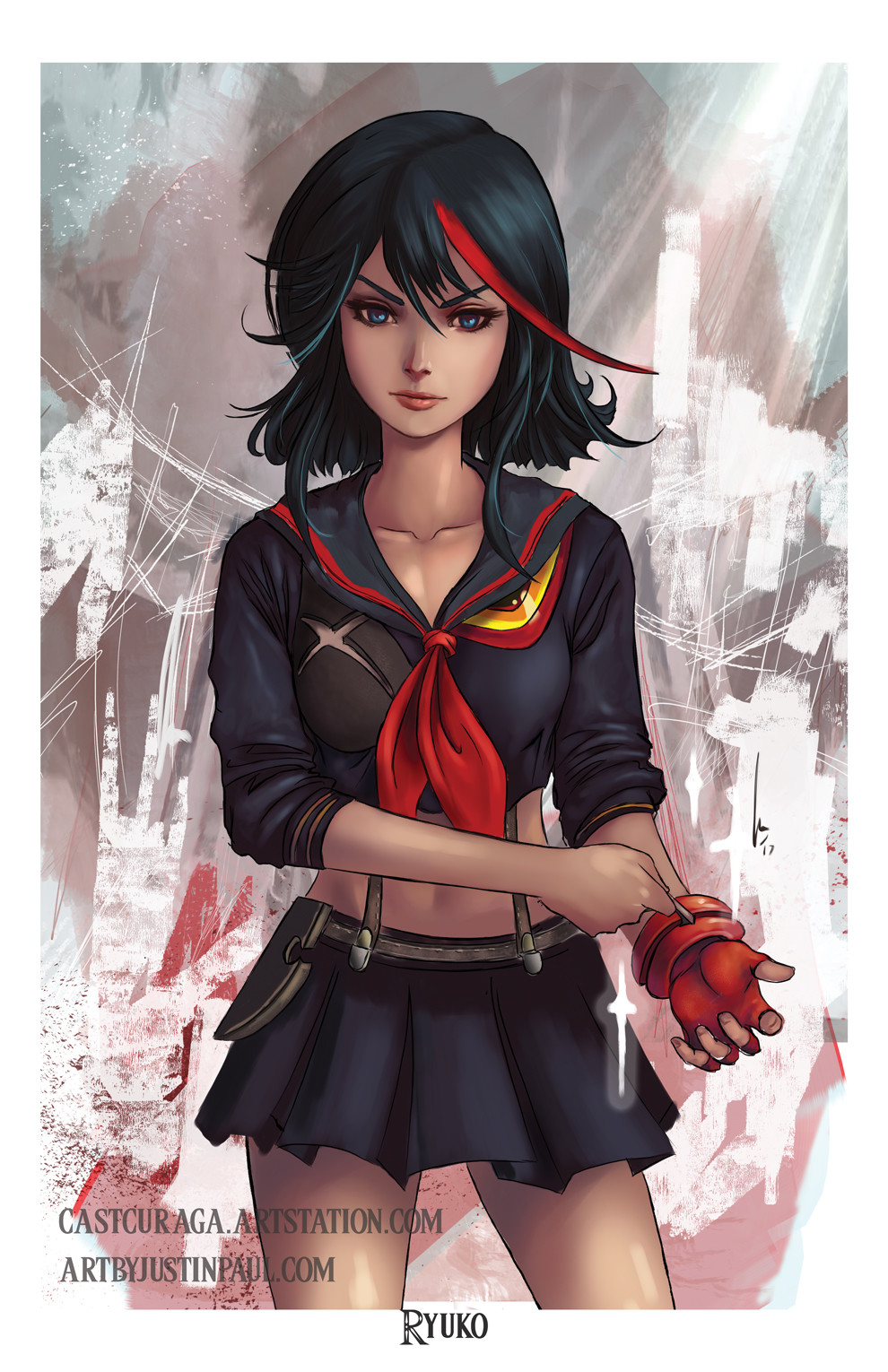 Justin paul ryuko reg by justin paul
