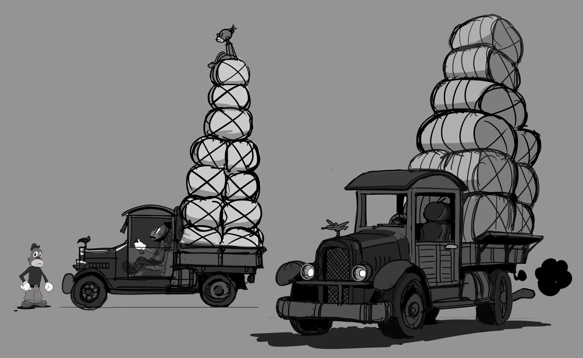 Rustam hasanov truck2