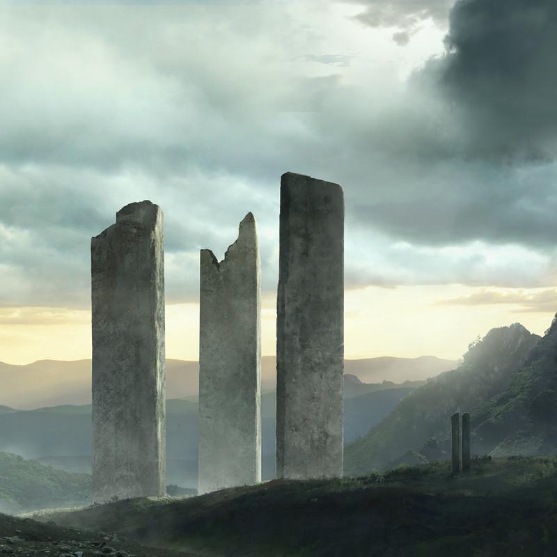 Celestial Pillars