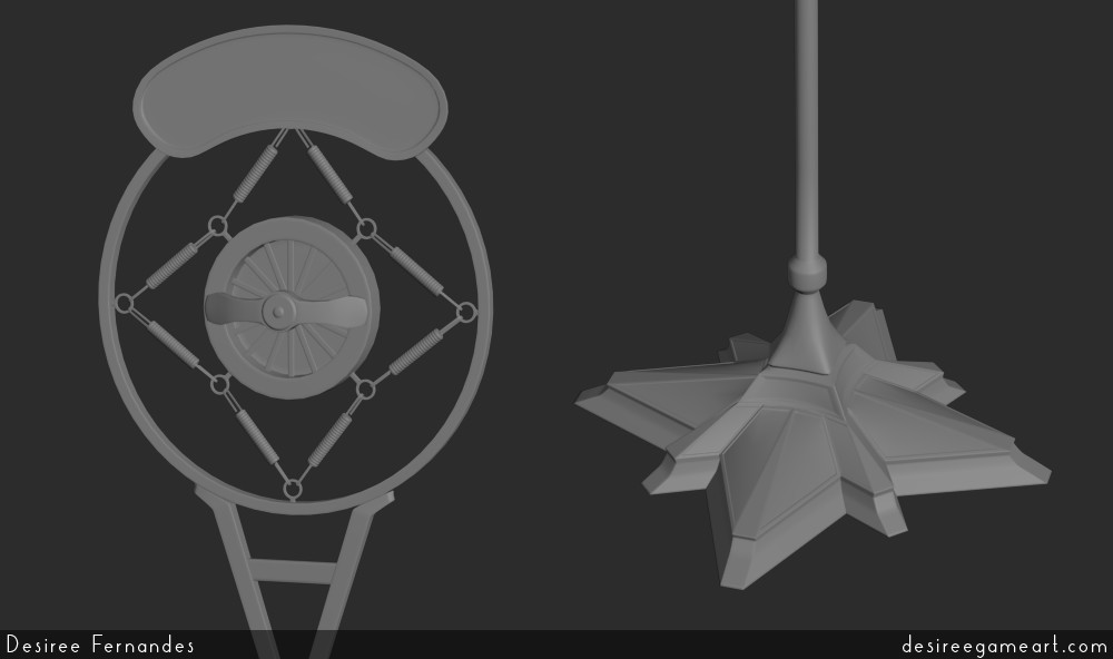 High Poly - Microphone