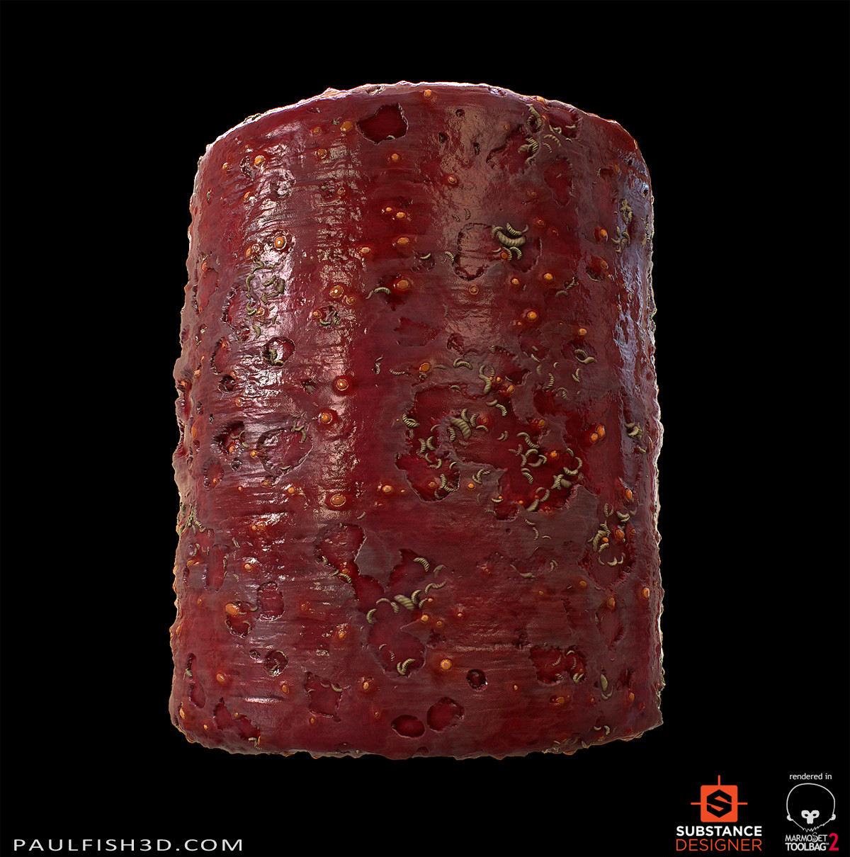 Substance Designer - Various Materials