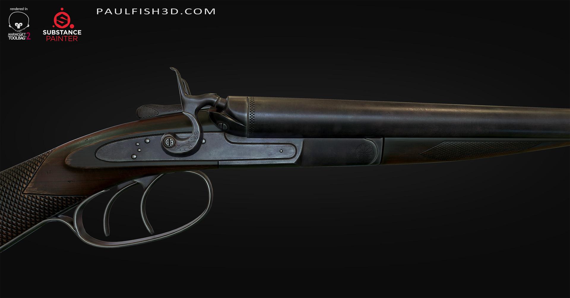 Paul fish remington1882 shortbarrel 003