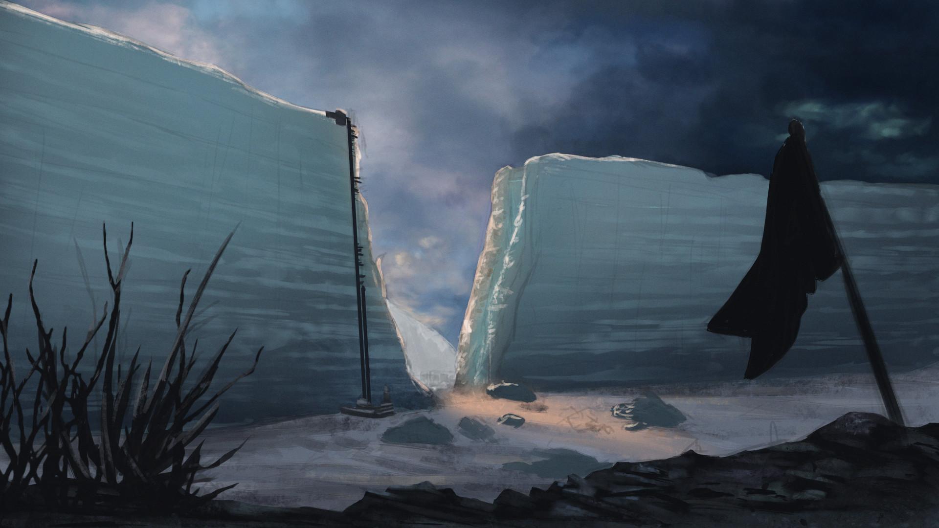Daniel ang the broken wall v003