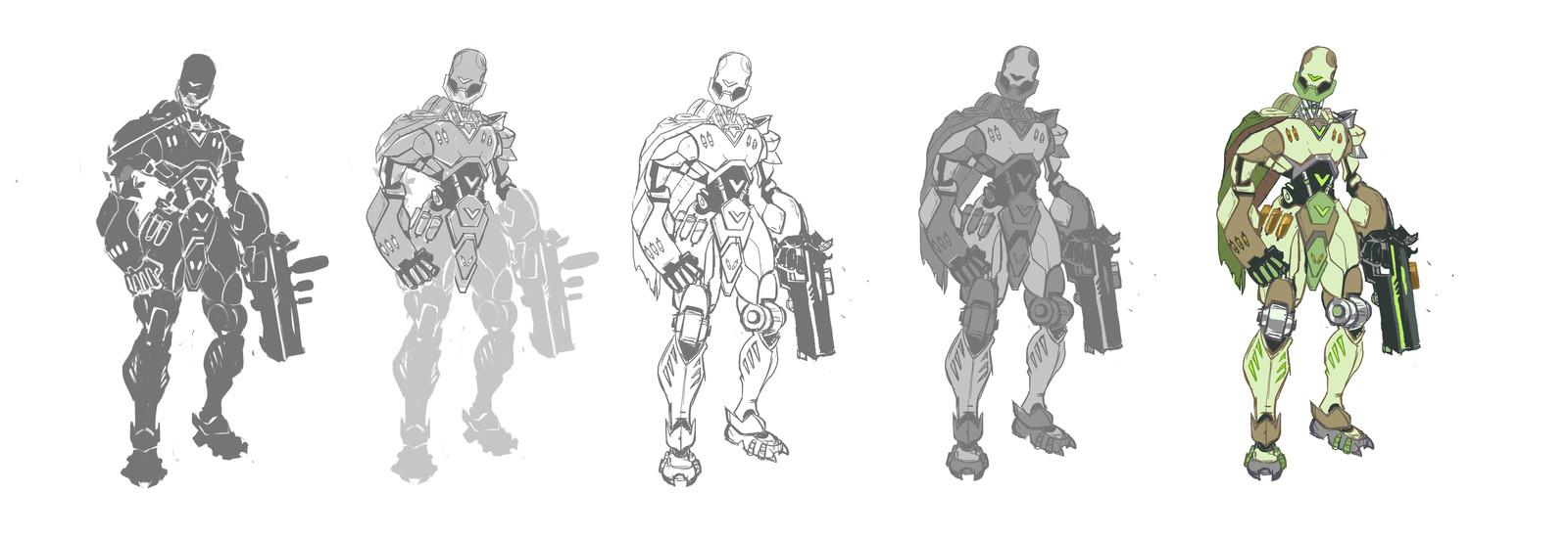 overwatch concept