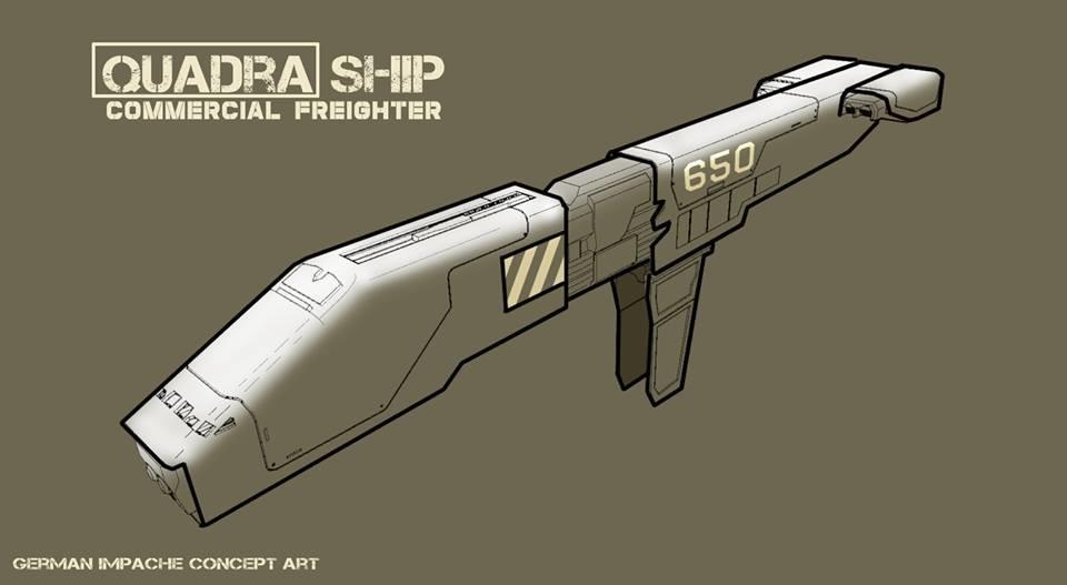 QUADRA SHIP