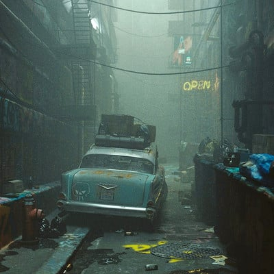 James o brien vadim ignatiev 60 s brooklyn fog