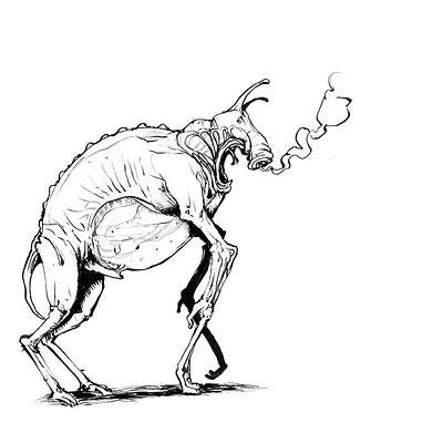 Chris waller 2013 doodle 14b