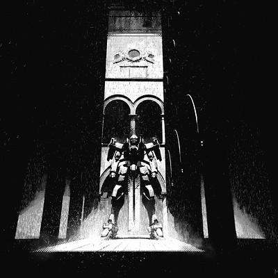 Mack sztaba robot in arch