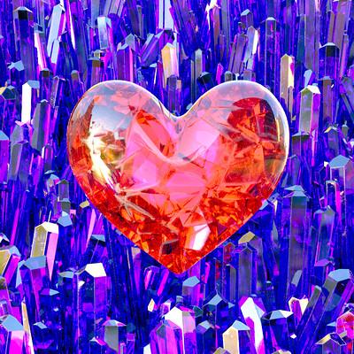Asbjorn olsen crystal heart final