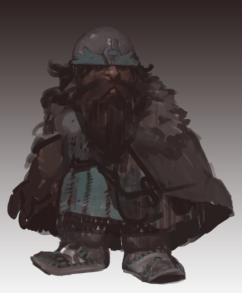 Joshua zentner dwarf