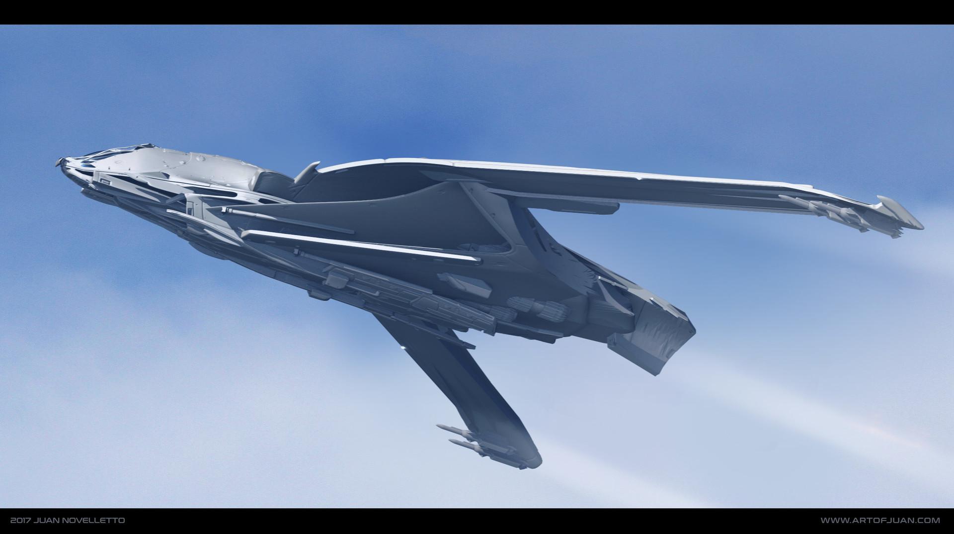 Juan novelletto avion kitbash04