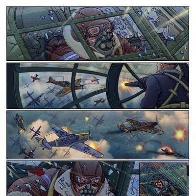 Ezequiel rosingana pagina 01 la silla volante