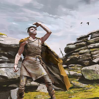 Bronze Age prince
