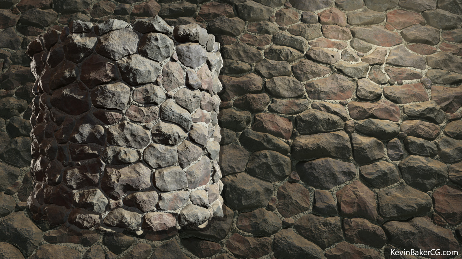 Stone Wall Substance