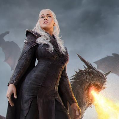 Alex negrea khaleesi 2