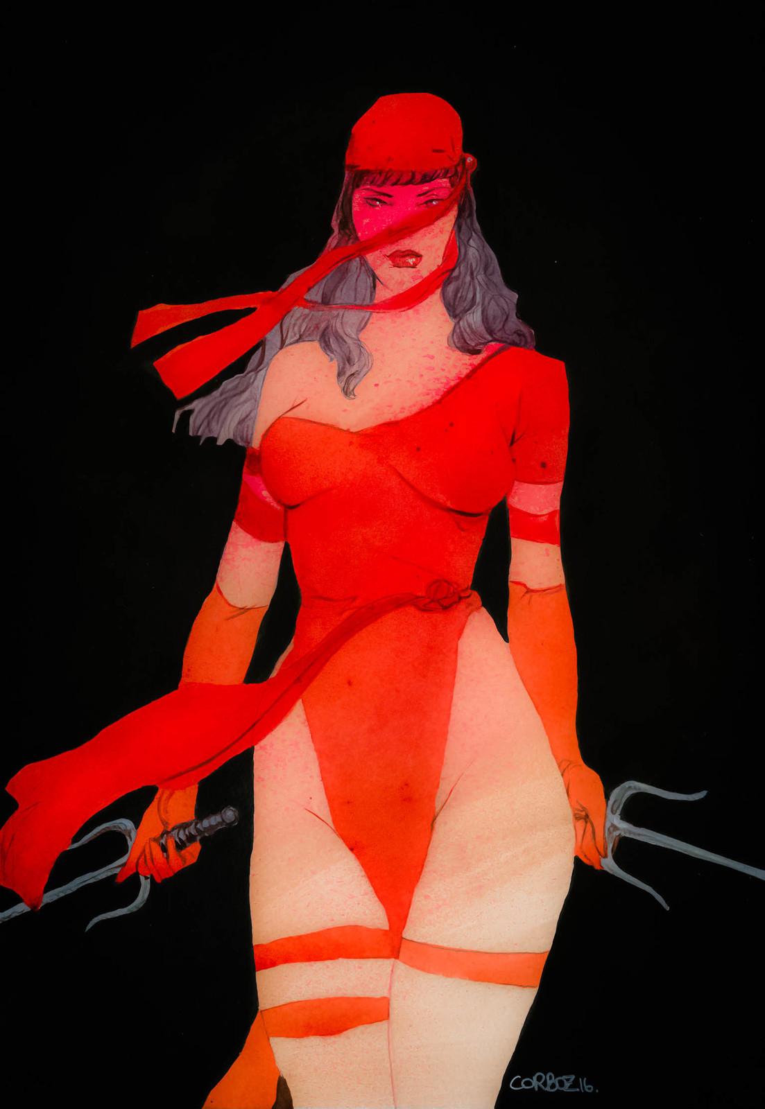3 Aquarelles (Elektra)