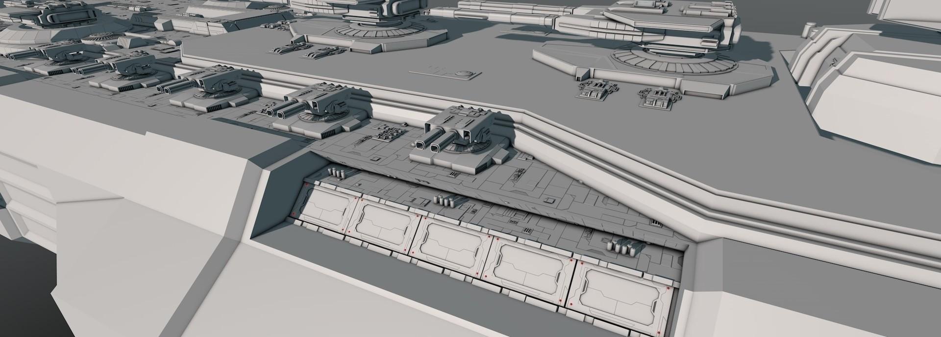 Glenn clovis concept battleship saratoga 14b