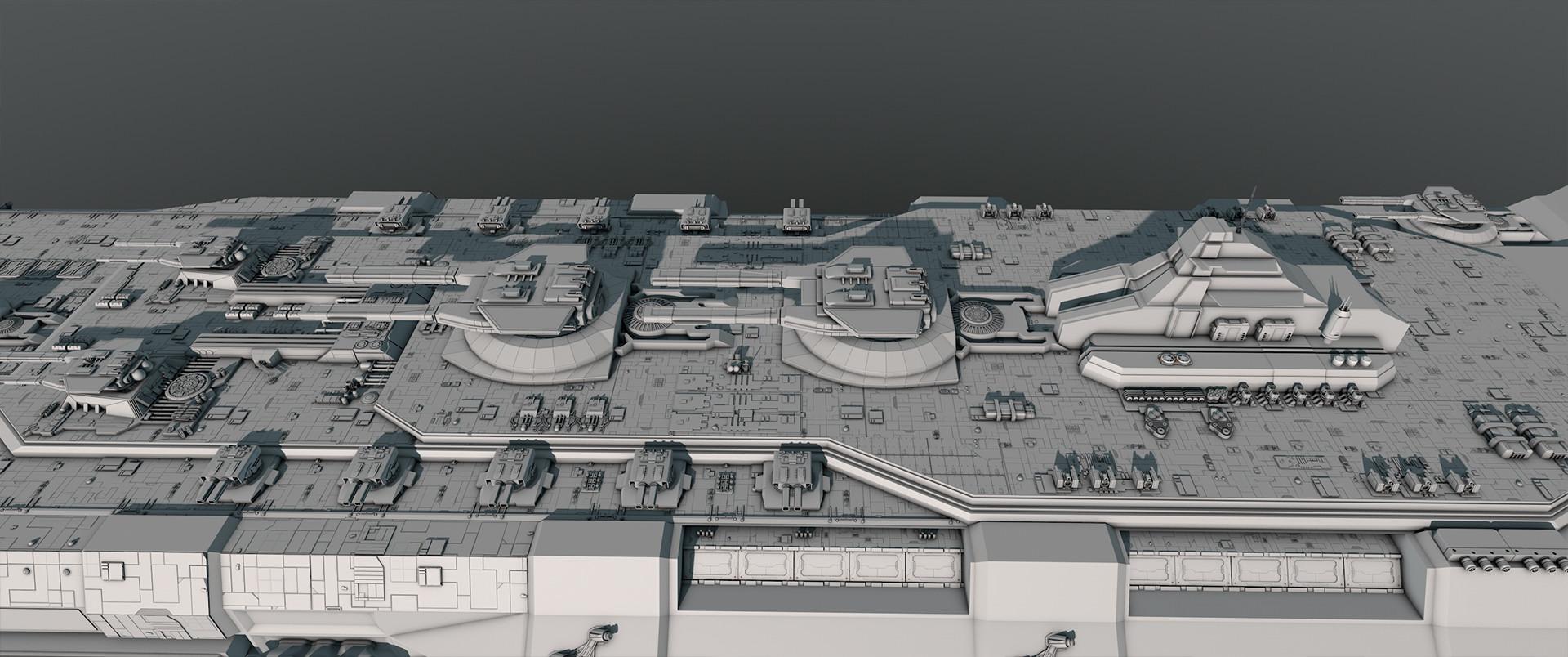 Glenn clovis concept battleship saratoga 29