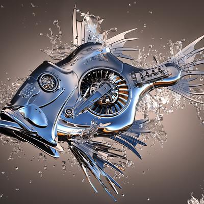 Ying te lien fish 0109