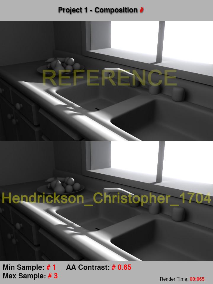 Chris hendrickson hendrickson christopher project1 01comp sal o 1704