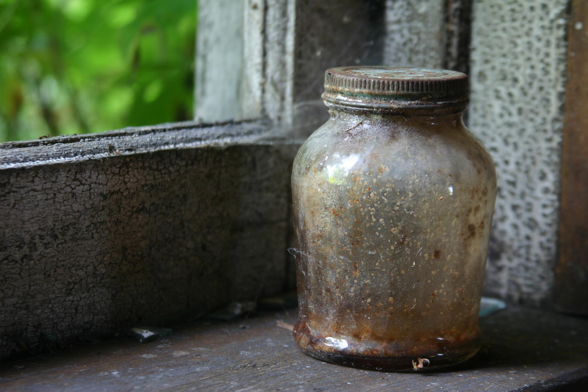 Chris hendrickson dirty jar