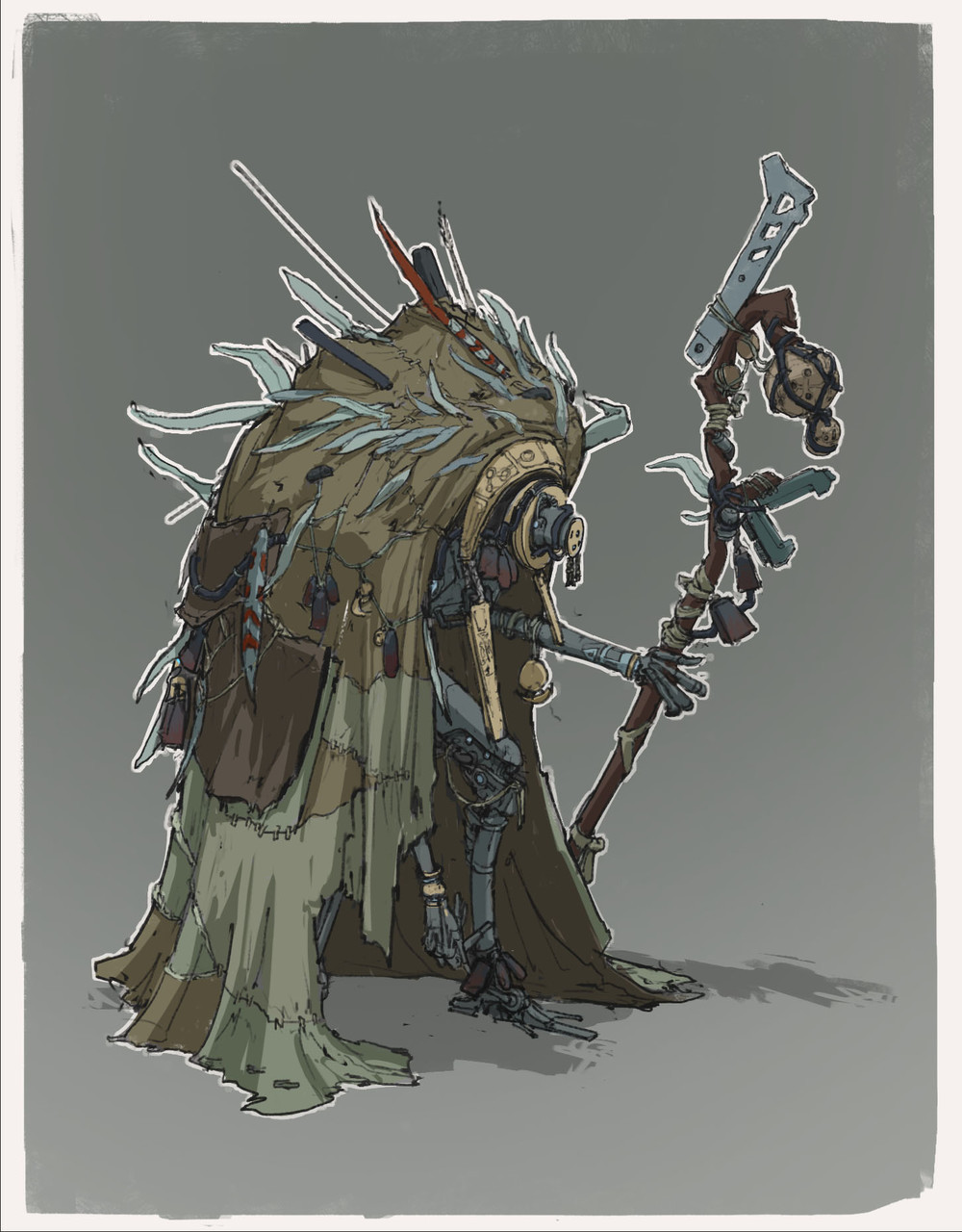 Kyle enochs scraps shaman 01 1