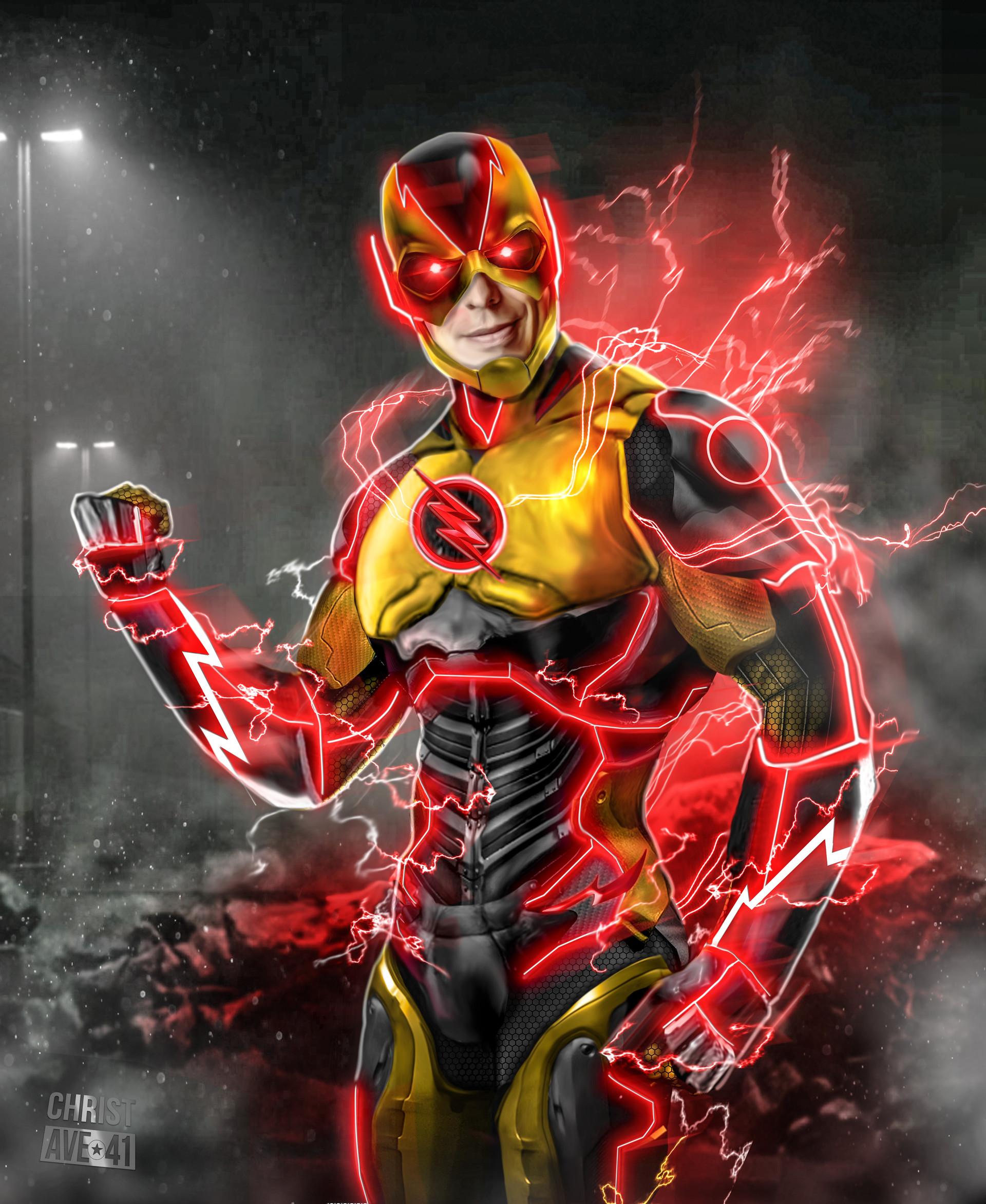 Dc Fan Art : Christ ave superhero marvel dc fan art by