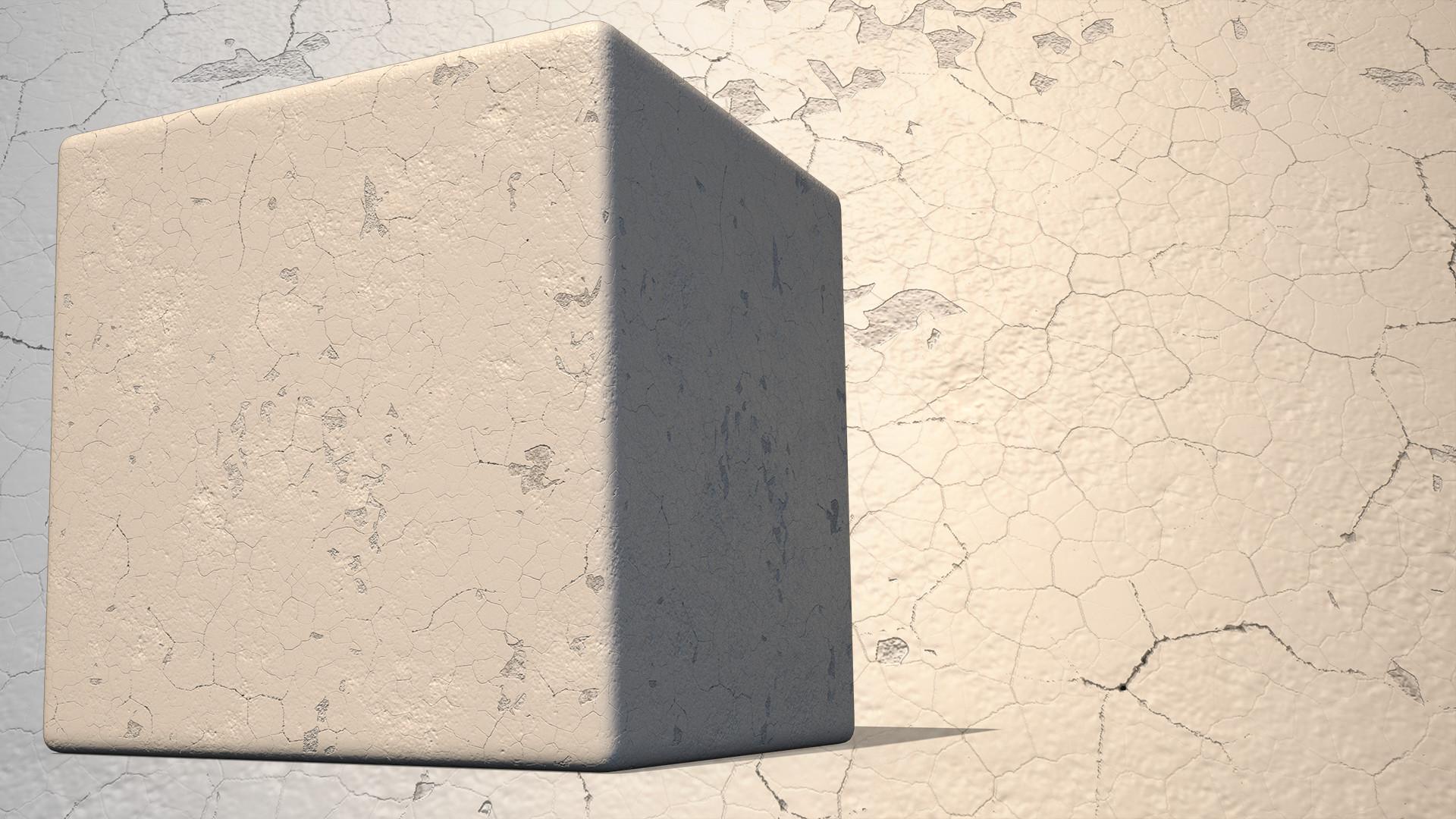 Ibrahim lancoln plasterwall