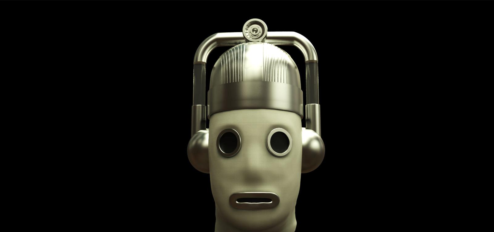 Mondasian Cybermen