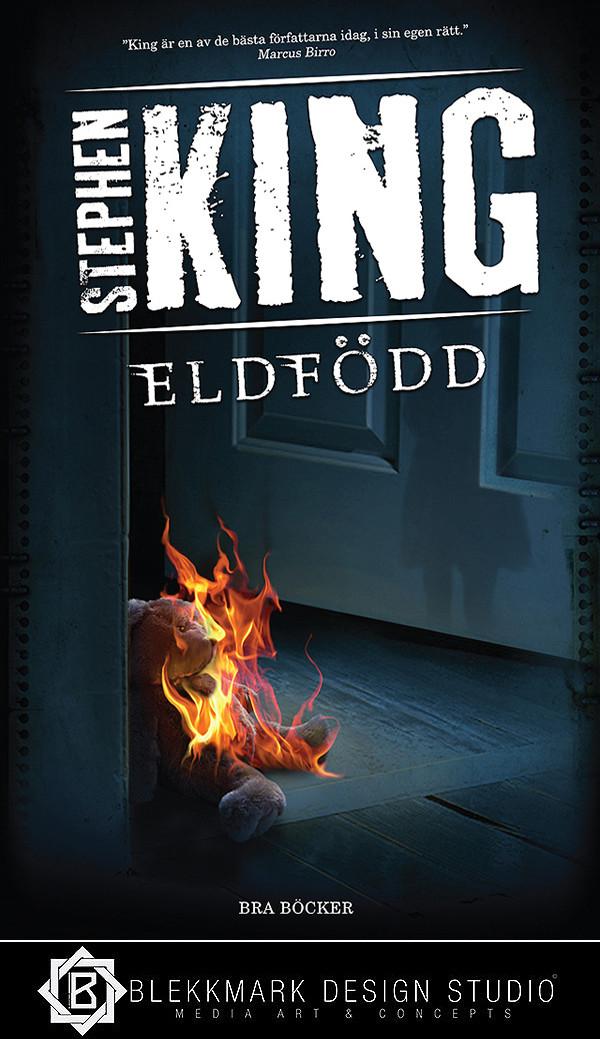 Stephen King - Eldfödd (Firestarter)